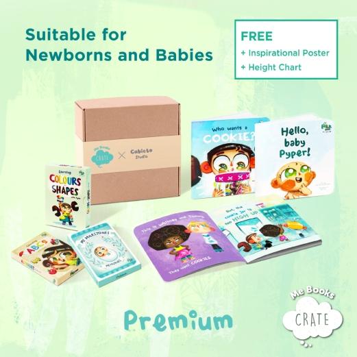 Premium Baby Crate